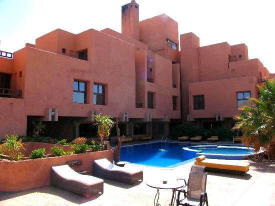 Hotel Xaluca Dades: Piscina