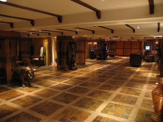 Hotel Xaluca Dades: Hall