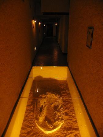 Hotel Xaluca Dades: Pasillo 1