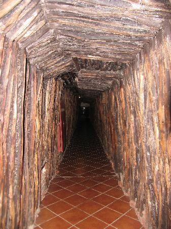 Hotel Xaluca Dades: Pasillo 2