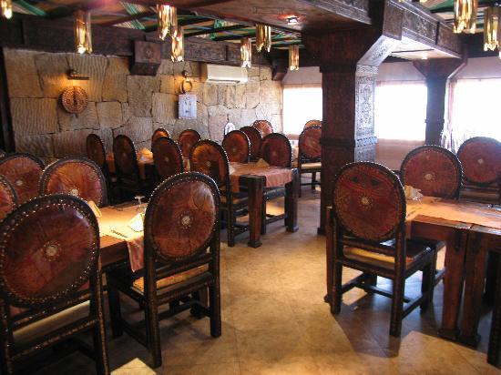 Hotel Xaluca Dades: Restaurante