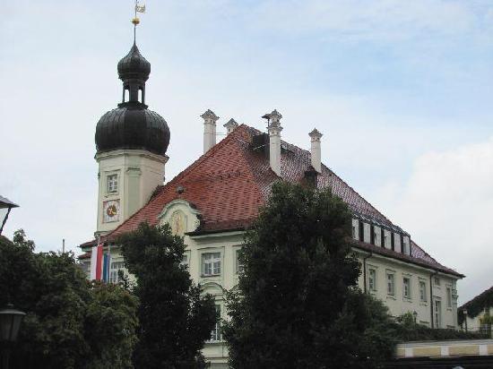 Hotel Zur Post Altotting Gastehaus