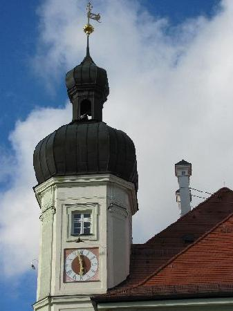 Town Hall: tower
