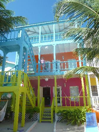 Kokomo Beach Suites: Paradise