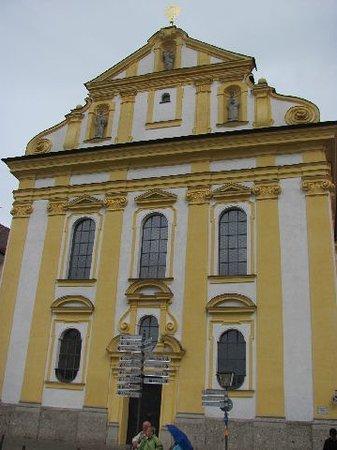 St. Magdalena (Stiftskirche)