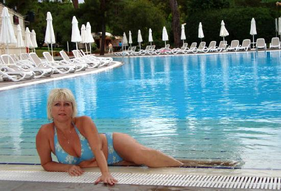 Euphoria Tekirova Hotel: у басейна