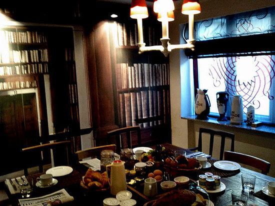 Rough Luxe Hotel: Breakfast