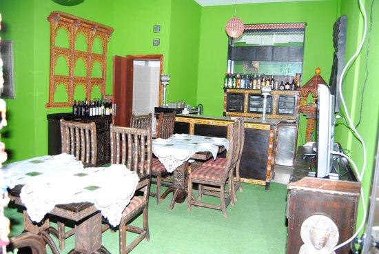 Bombay Brasserie: Restaurant