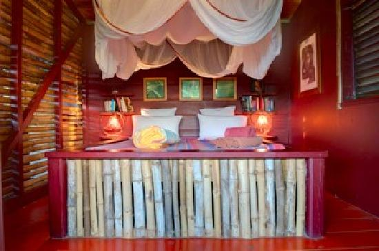 Tendacayou Ecolodge & Spa: chambre bungalow