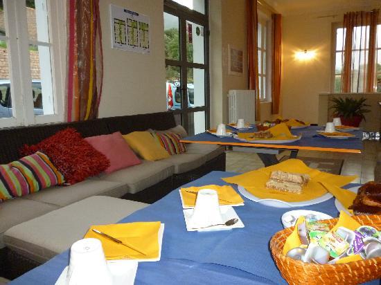 Hotel Colombo: Frühstück 2