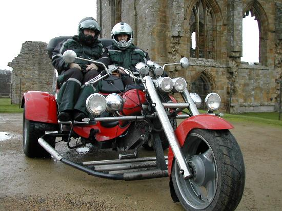 North of England trike tours: One of the stunning locations we visited