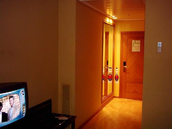 Hotel Albufera: Habitacion