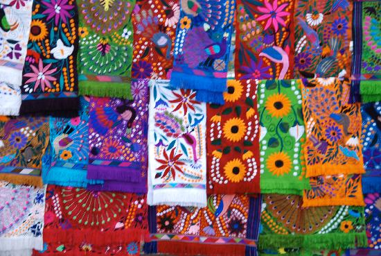 Casa Na Bolom: De colores