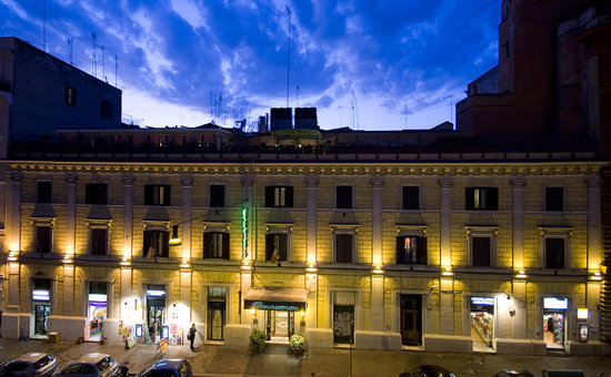 Borromeo Hotel : Esterno/Exterior
