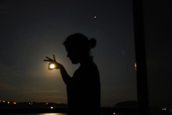 Las Brisas Huatulco: Luna en mano