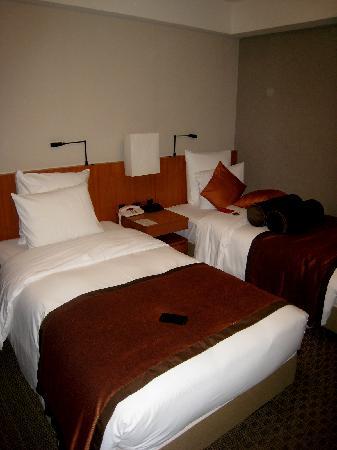 ANA Crowne Plaza Osaka: Bedroom 1
