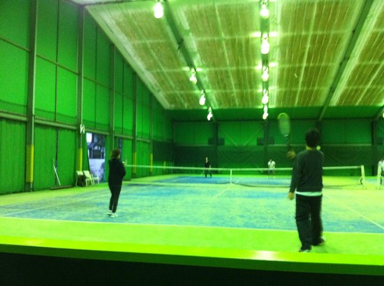 Karuizawa Indoor Tennis Court
