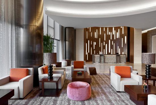 Sheraton Seoul D Cube City Hotel: Lobby