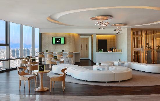 Sheraton Seoul D Cube City Hotel : Fit Cafe