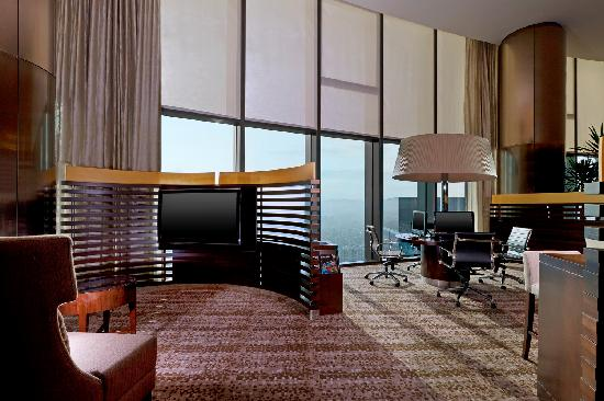 Sheraton Seoul D Cube City Hotel : Link@Sheraton