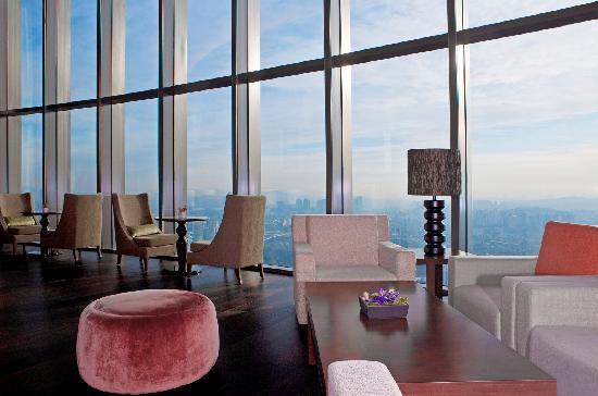 Sheraton Seoul D Cube City Hotel : Lobby Lounge