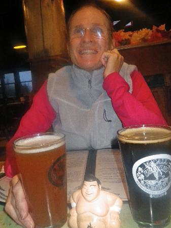 McCall Brewing Company: the Mrs., and Sumo bill