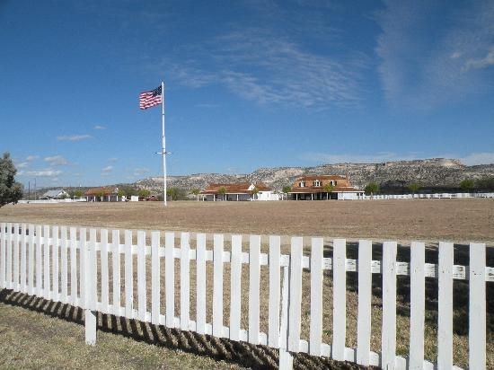Fort Verde State Historic Park : The three historic house museums you can walk through