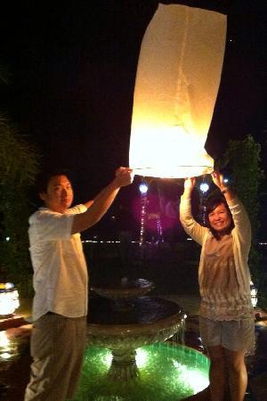 Sheik Istana Hotel: YeePeng Festival