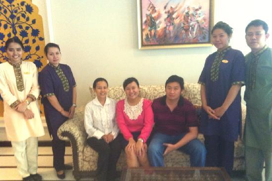 Sheik Istana Hotel: Great Hospitality