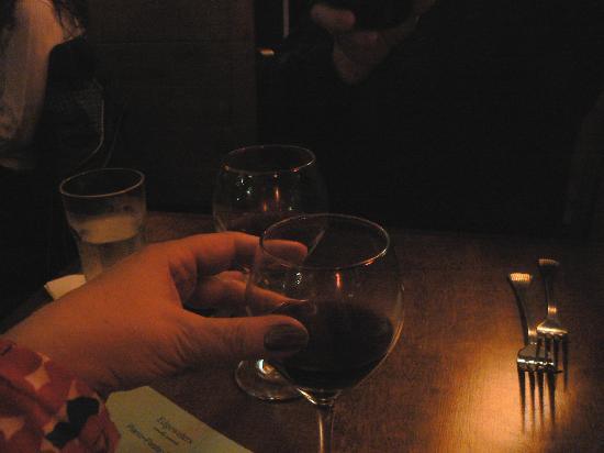 Edgewaters: good wine