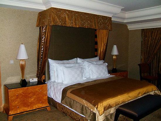 Hotel Mulia Senayan: Bedroom