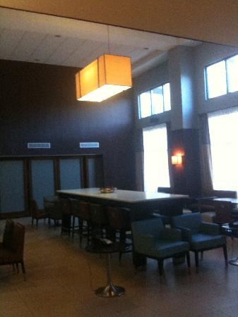 Hampton Inn & Suites Parsippany/North: Lobby