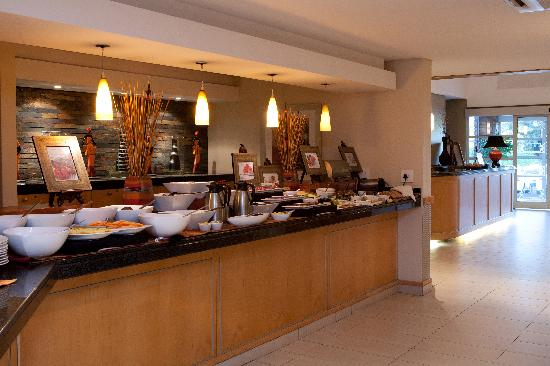 Town Lodge Menlo Park: Breakfast buffet