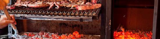 Restaurant Can Manel : A la brasa es més bo ;)