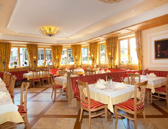 Hotel Alte Post: Restaurant Alte Post Fieberbrunn
