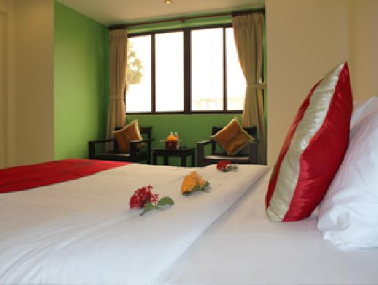 Sre Leap Hotel: Double Room Ensuite