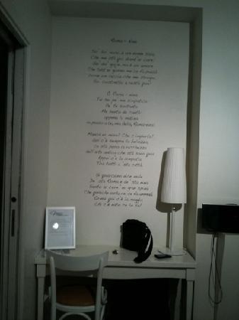 Nina Casetta De Trastevere: photo chambre