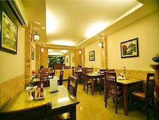 Hanoi Charming Hotel: Restaurant