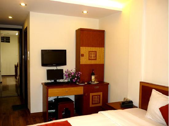 โรงแรมชาร์มมิ่ง: Room