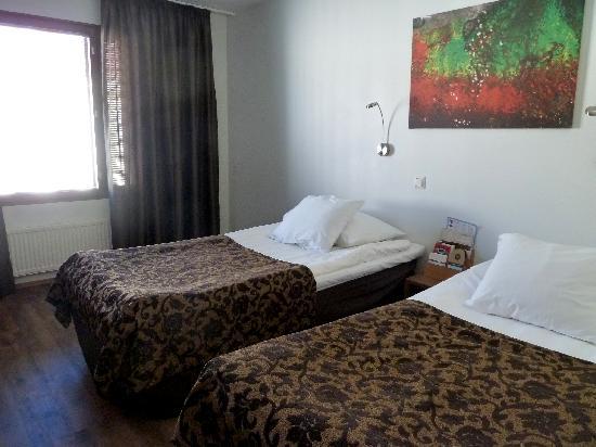 Original Sokos Hotel Valjus: Zimmer