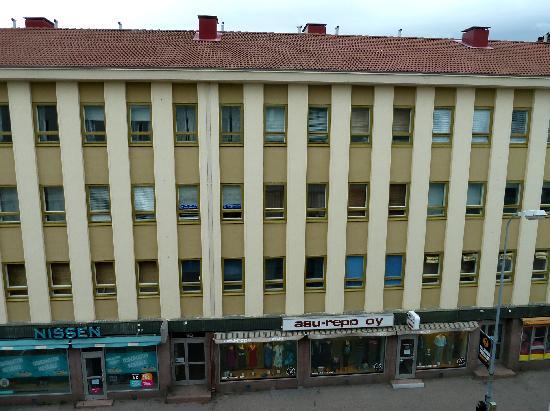 Original Sokos Hotel Valjus: Blick aus dem Fenster