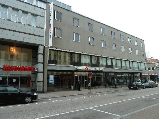 Original Sokos Hotel Valjus: Hotelfront