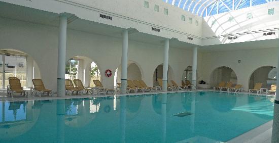 Seabel Alhambra Beach Golf & Spa: La piscine couverte