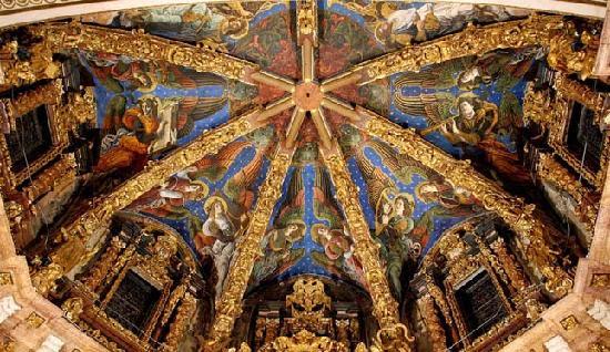 Catedral de Valencia: ANGELES DEL ALTAR MAYOR