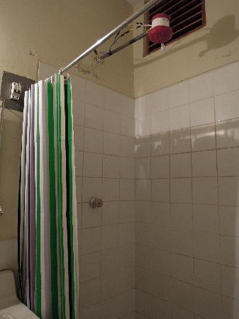 Hostal Posada Guadalupe: シャワー