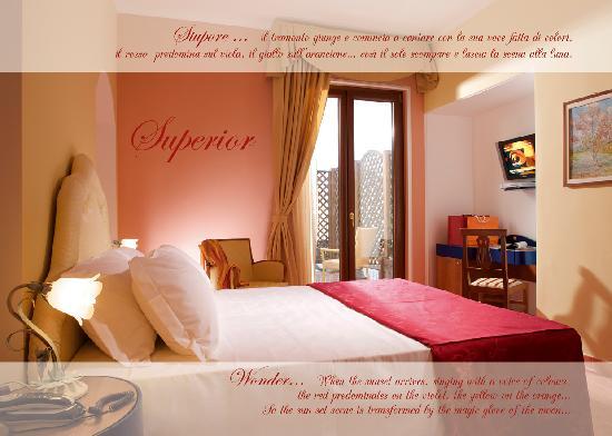 Hotel Prestige Sorrento: Superior