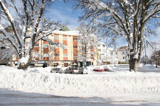 Rivisondoli, Italia: HOTEL EUROPA