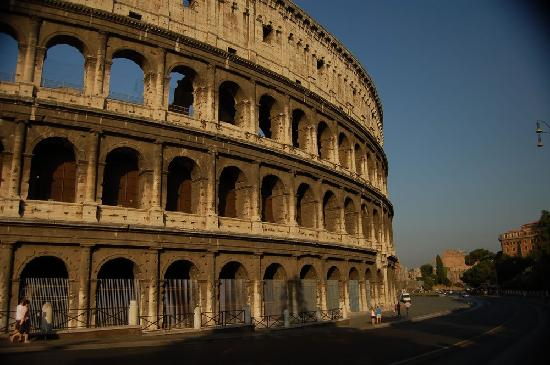 Arena Guest House Roma: Colosseum 200m