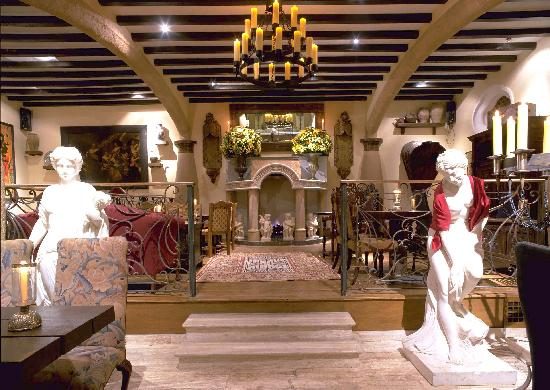 Arta: Our Fireplace