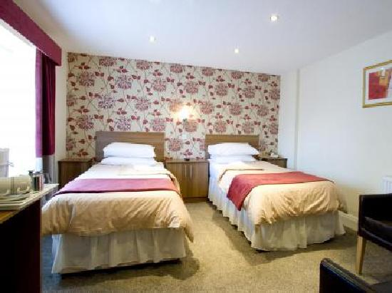 Park House Hotel: Twin Room